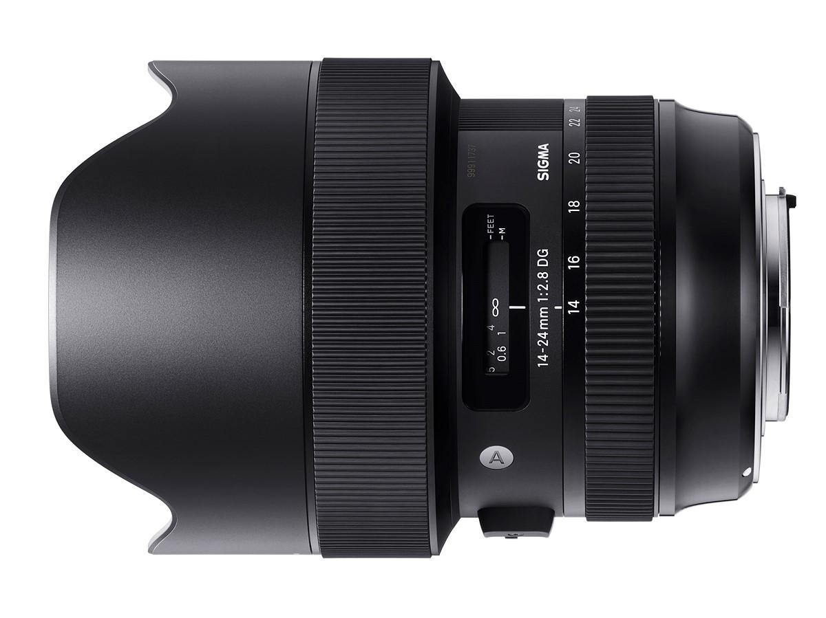 Sigma 14-24mm F2.8 DG HSM Art Lens Duyuruldu