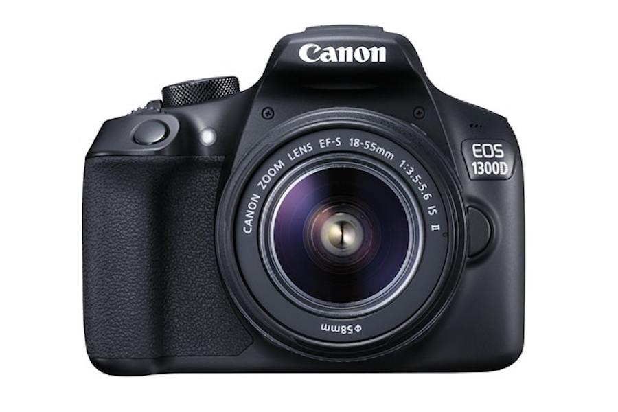 Canon EOS Rebel T6 (EOS 1300D)