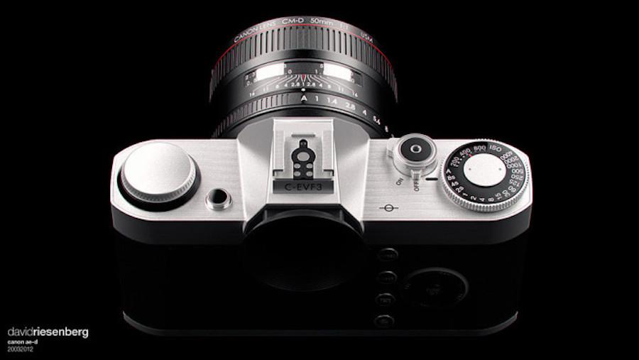 Canon Tam Kare Aynasız Fotoğraf Makinesi Photokina 2018'de Gelebilir