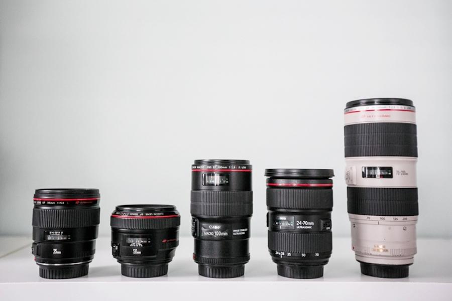 Düğün Fotoğrafçılığı için En iyi Canon Lensler
