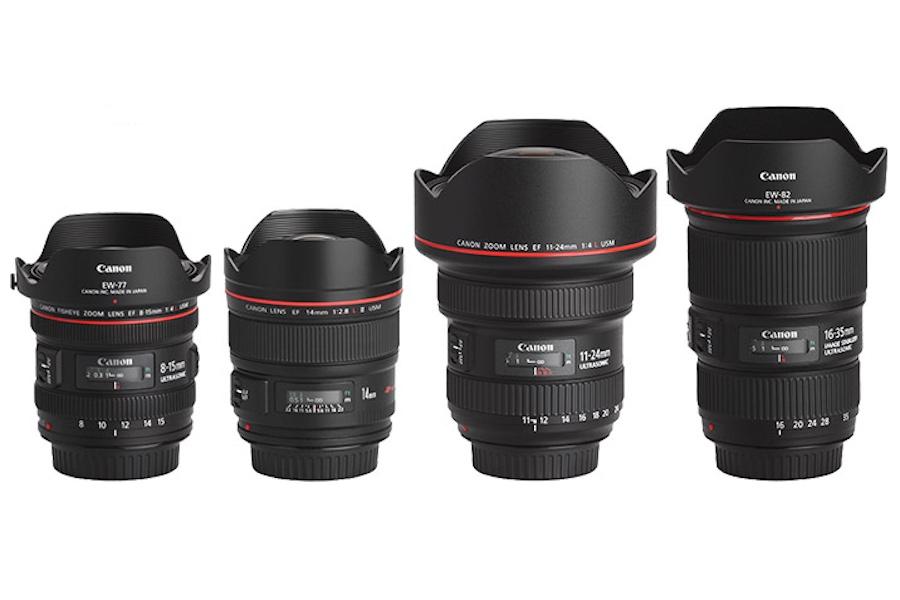 Manzara Fotoğrafçılığı için En iyi Canon Lensler