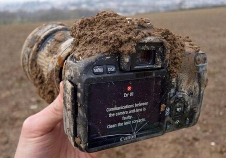 Canon EOS Hata Kodları ve Çözümleri