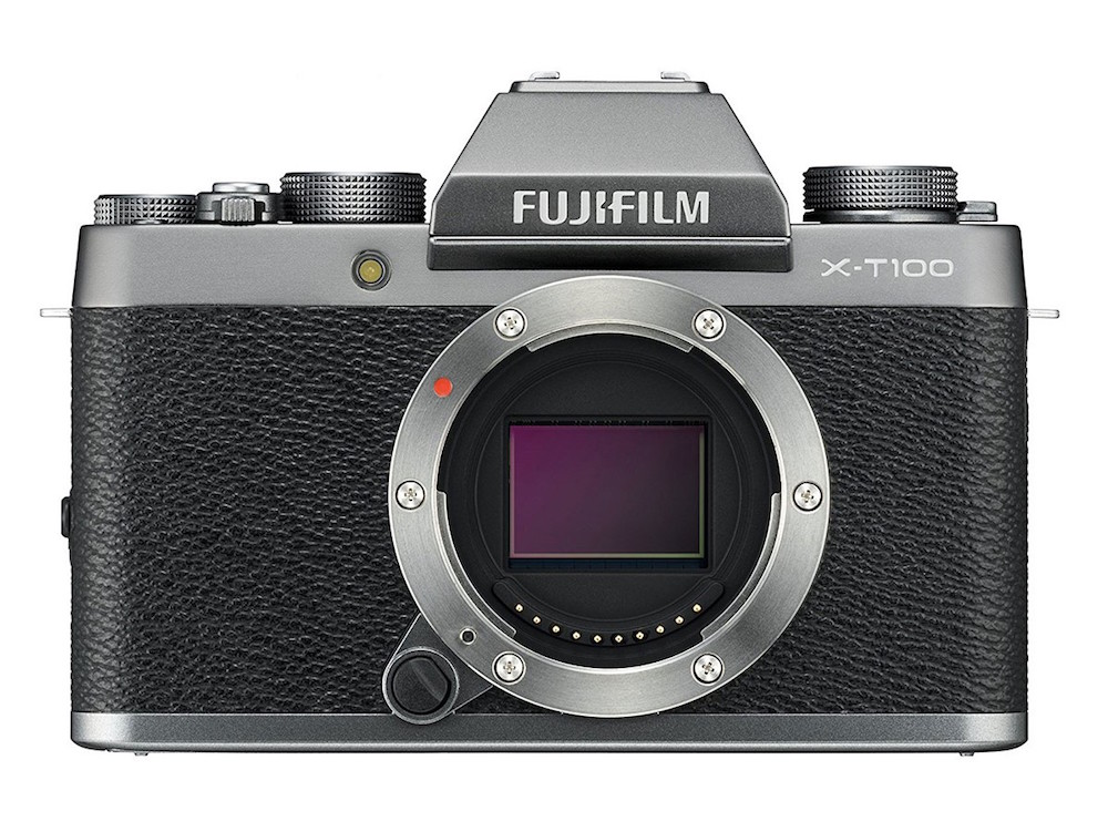 Fujifilm X-T100, Uygun Fiyatlı X-Serisi Aynasız Makine Duyuruldu