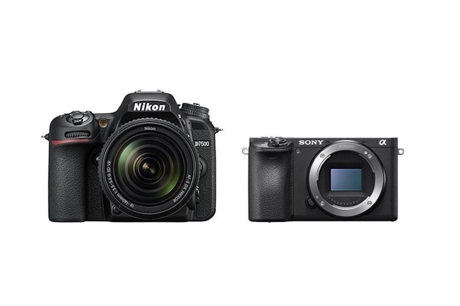Nikon D7500 vs Sony A6500 – Karşılaştırması