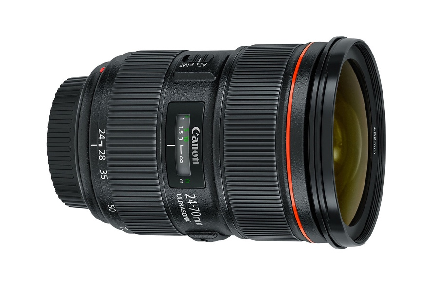 Canon EF 24-70mm f/2.8L III USM Lens Photokina 2018'de Duyurulabilir