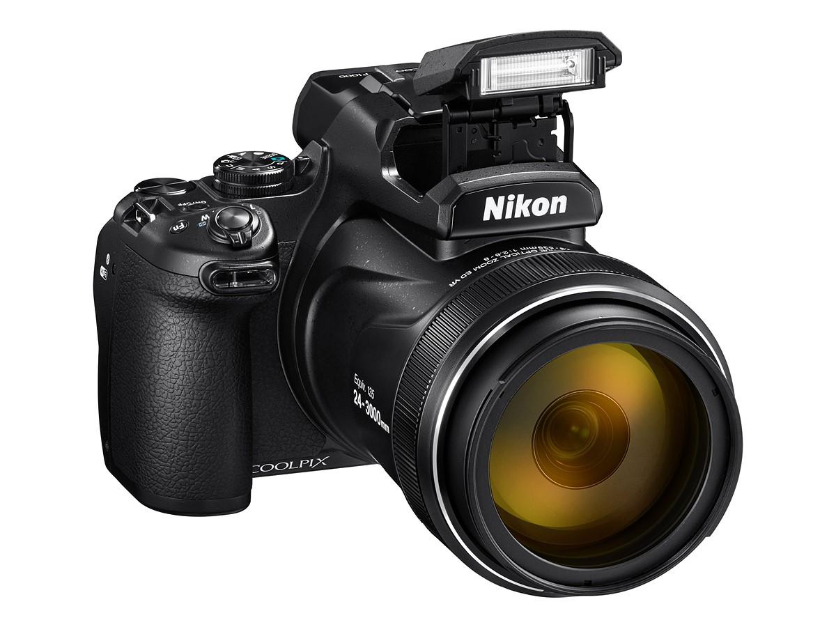 Nikon Coolpix P1000 125x Optik Zoom ile Duyuruldu, Özellikleri, Fiyatı