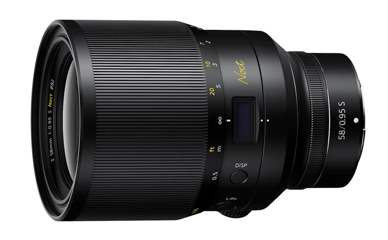 Nikon Z Lensler : 24-70mm F4, 50mm F1.8, 35mm F1.8, 58mm F/0.95 S NOCT ve FTZ Adaptör