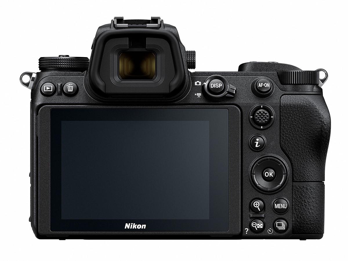 Nikon Z6 Arka