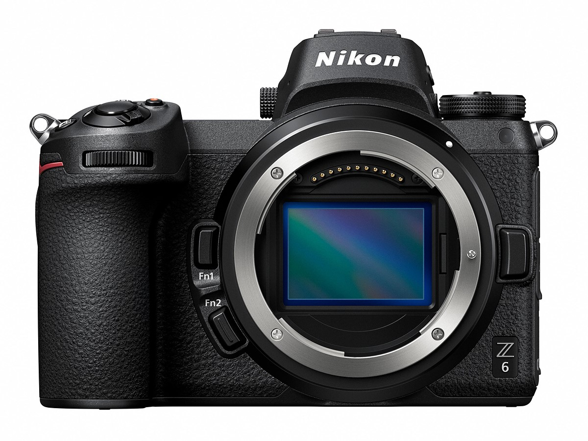 Nikon Z6 Ön