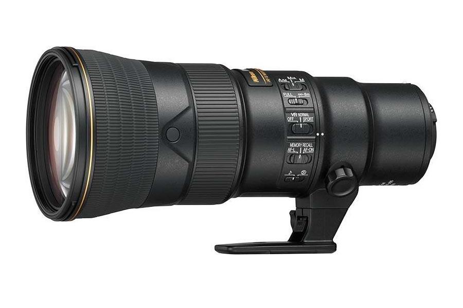 Nikon AF-S Nikkor 500mm f/5.6E PF ED VR Lens Duyuruldu