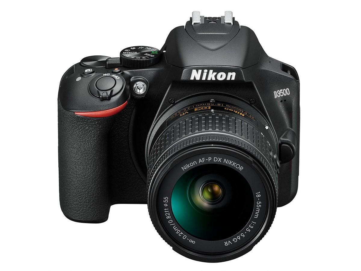 Nikon D3500 DSLR Fotoğraf Makinesi Duyuruldu