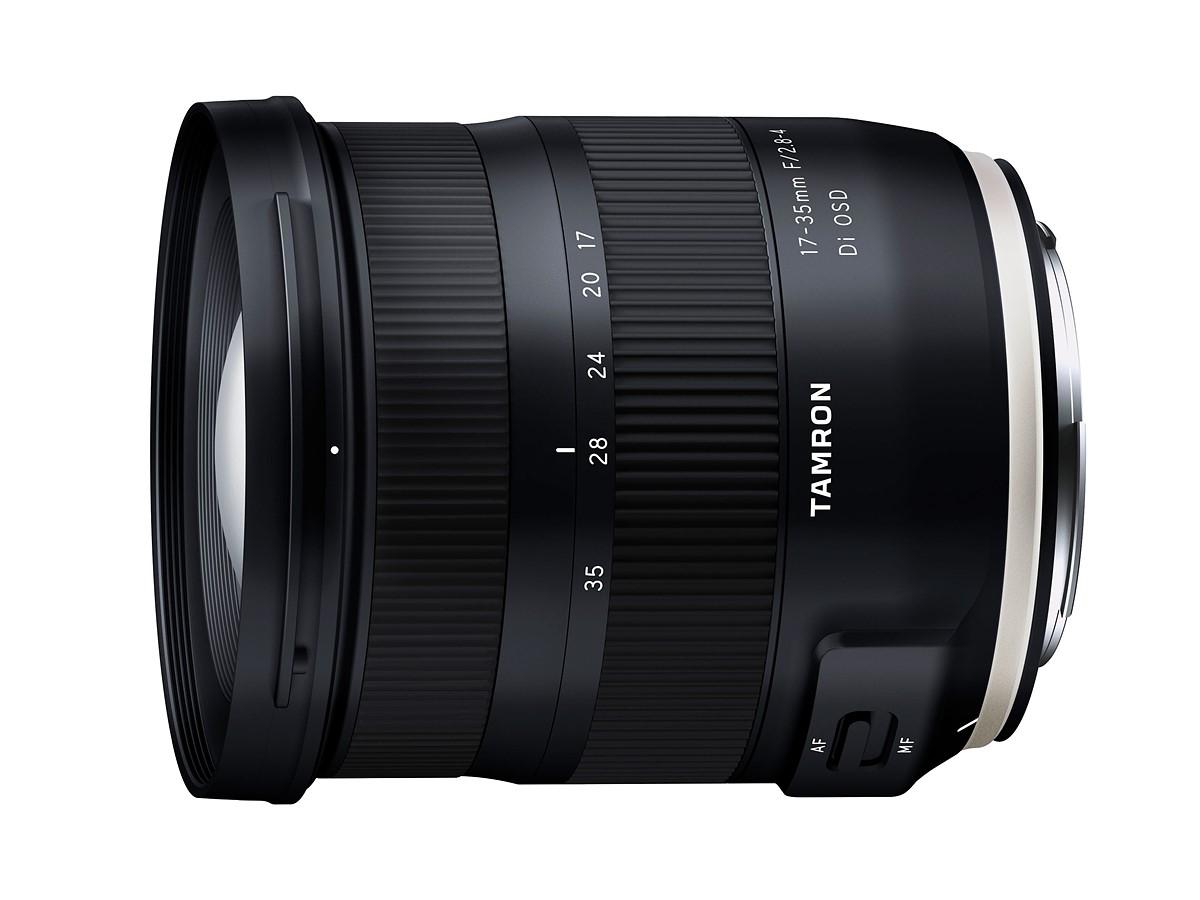 Tamron 17-35mm f/2.8-4 Di OSD Lens İncelemesi ve Teknik Özellikler
