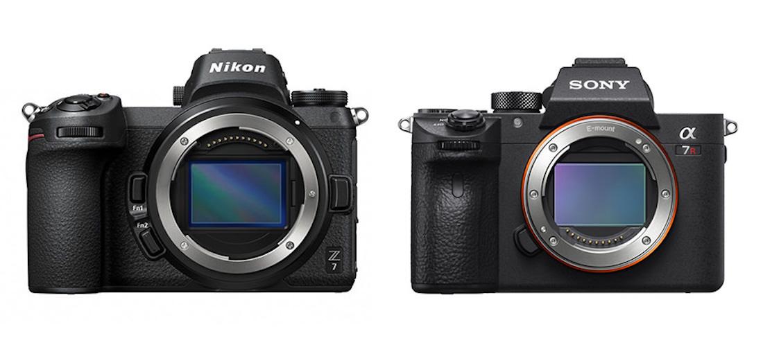 Nikon Z7 vs Sony A7R III – Karşılaştırma