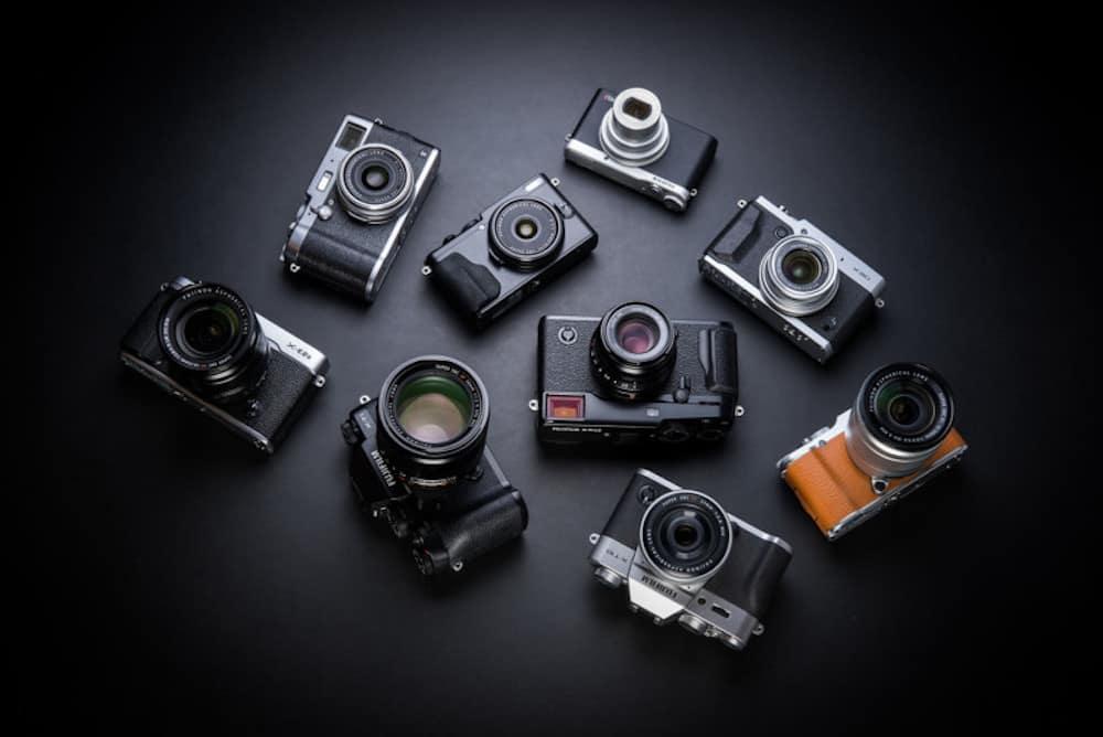 Fujifilm Fotoğraf Makineleri – APS-c X Serisi ve Orta Format GFX