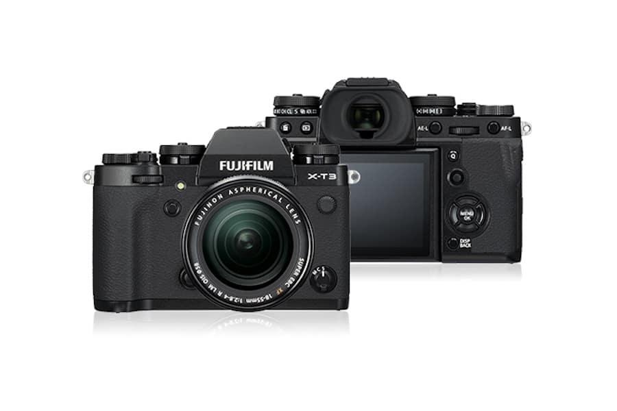 Fujifilm X-T3 vs X-H1 vs Nikon D500 vs Sony A6500 - Karşılaştırma