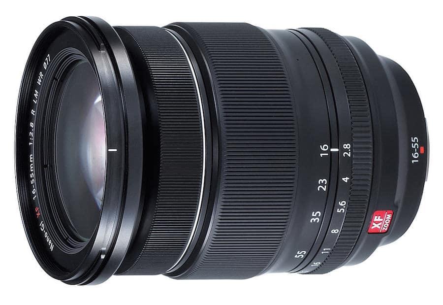 Fujifilm XF 16-55mm f/2.8 LM WR