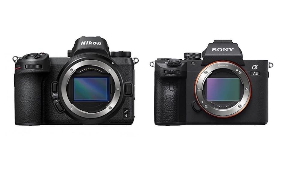 Nikon Z6 vs Sony a7 III Karşılaştırma