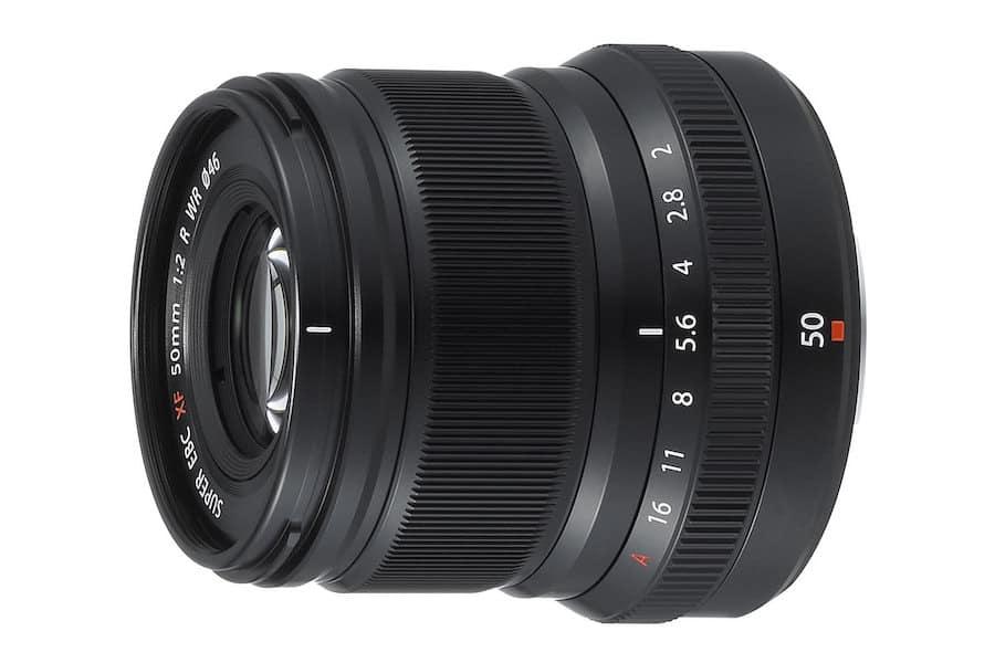 Fujifilm XF 50mm f/2 R WR