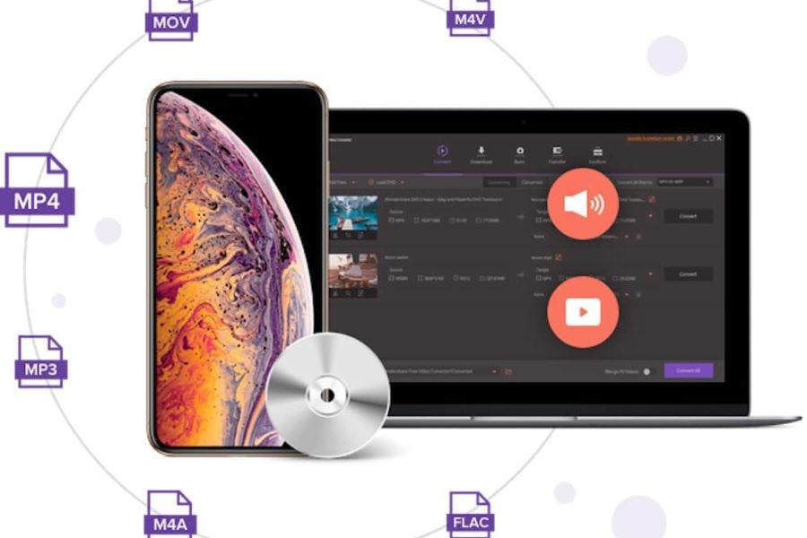 2019 En iyi Ücretsiz Video Dönüştürücü