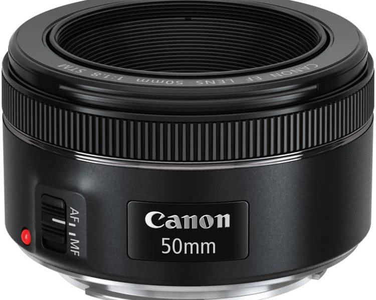 Canon RF 50mm f/1.8 IS USM Lens 2019 Yılında Gelebilir