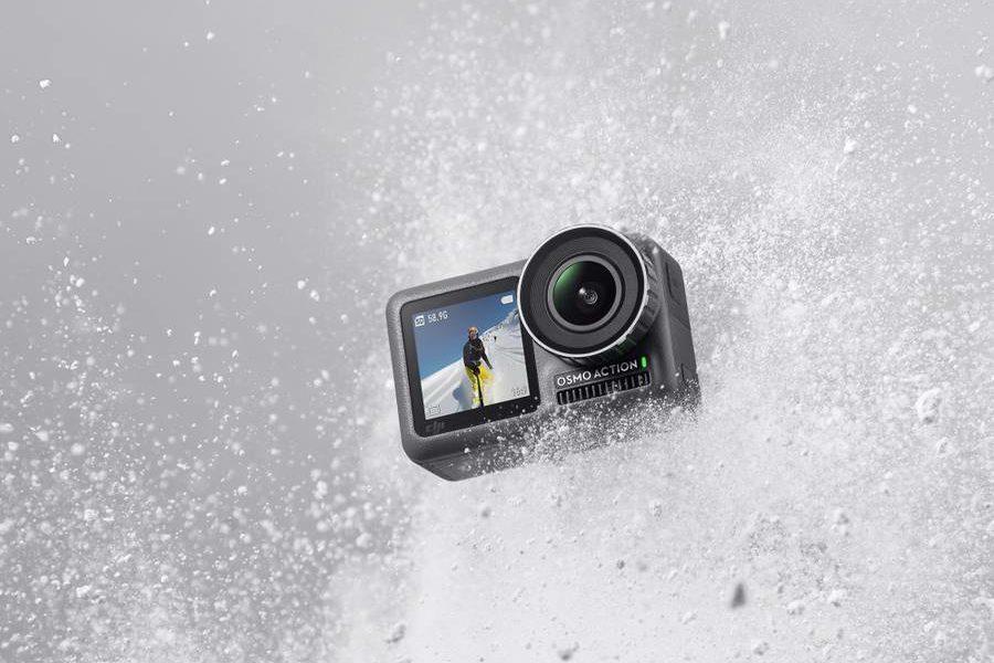 Dji Osmo Action 4K Aksiyon Kamera