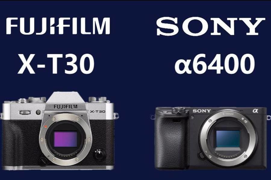 Fujifilm X-T30 vs X-T3 vs X-T20 vs Sony A6400 – Karşılaştırma