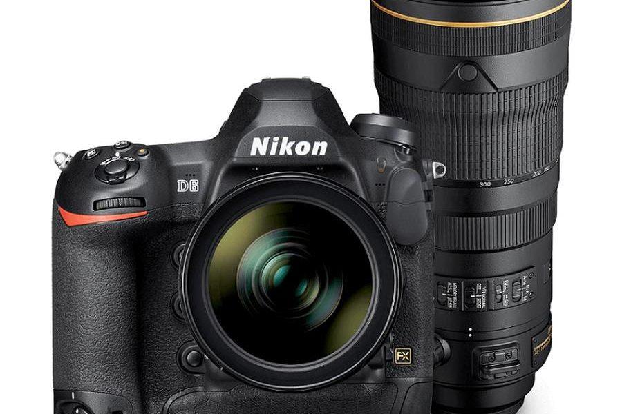 Nikon D6 ve AF-S NIKKOR 120-300mm F/2.8E FL ED SR VR Lens Geliştirme Duyurusu