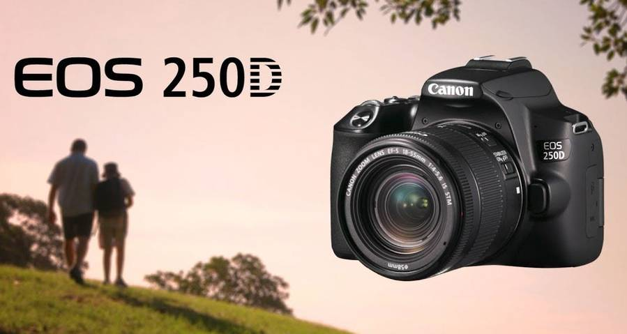 Canon EOS 250D DSLR Fotoğraf Makinesi – Özellikleri ve Fiyatı