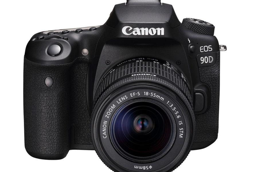 Canon EOS 90D DSLR Fotoğraf Makinesi – Özellikleri ve Fiyatı