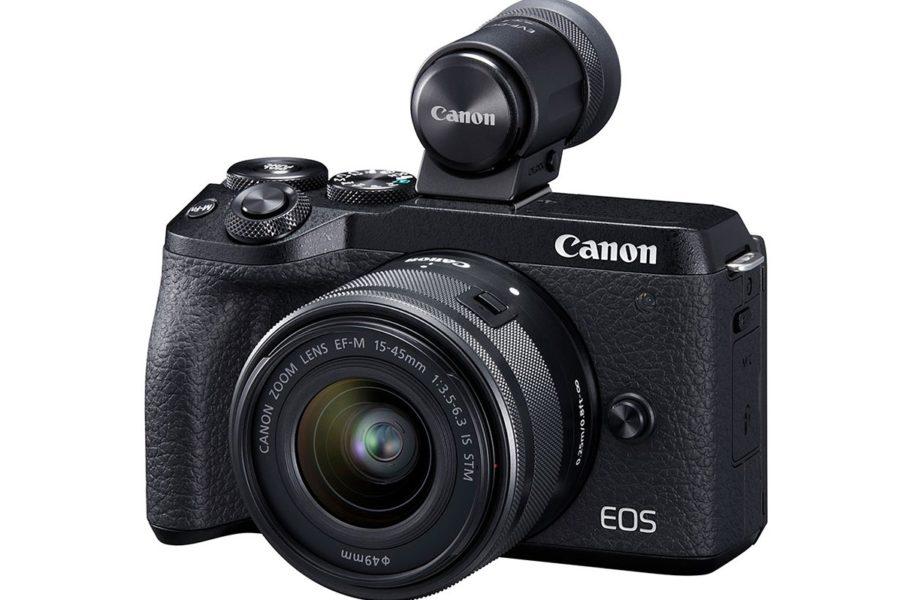 Canon EOS M6 Mark II Aynasız Fotoğraf Makinesi – Özellikleri ve Fiyatı