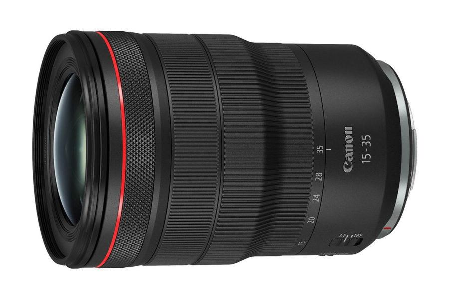 Canon RF 15-35mm f/2.8L IS USM Lens Özellikleri ve Fiyatı
