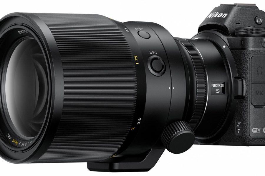 Nikon Nikkor Z 58mm f/0.95 S Noct Lens, Özellikleri ve Fiyatı