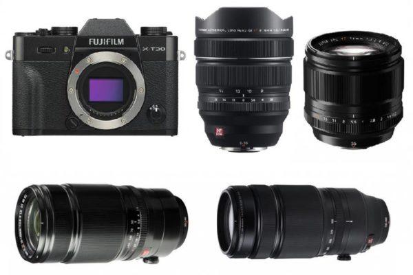 Fujifilm X-T30 en iyi lensler