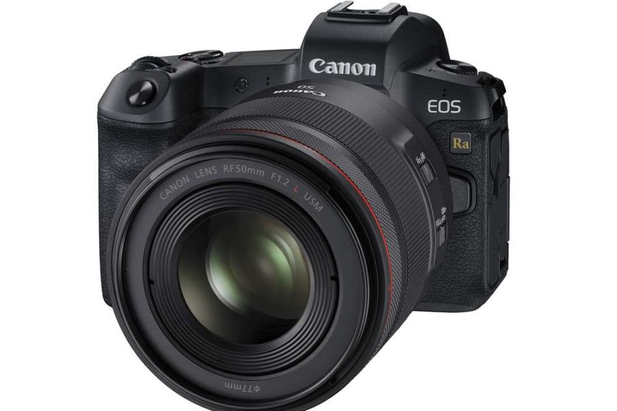 Canon EOS Ra, Astrofotoğrafçılık için Aynasız Fotoğraf Makinesi