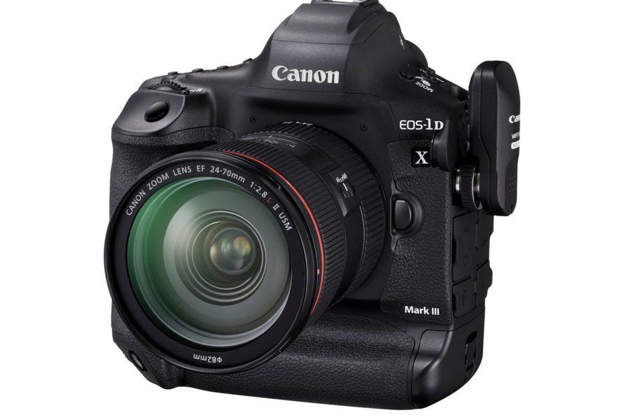 Canon EOS-1D X Mark III DSLR Fotoğraf Makinesi Özellikleri, Fiyatı