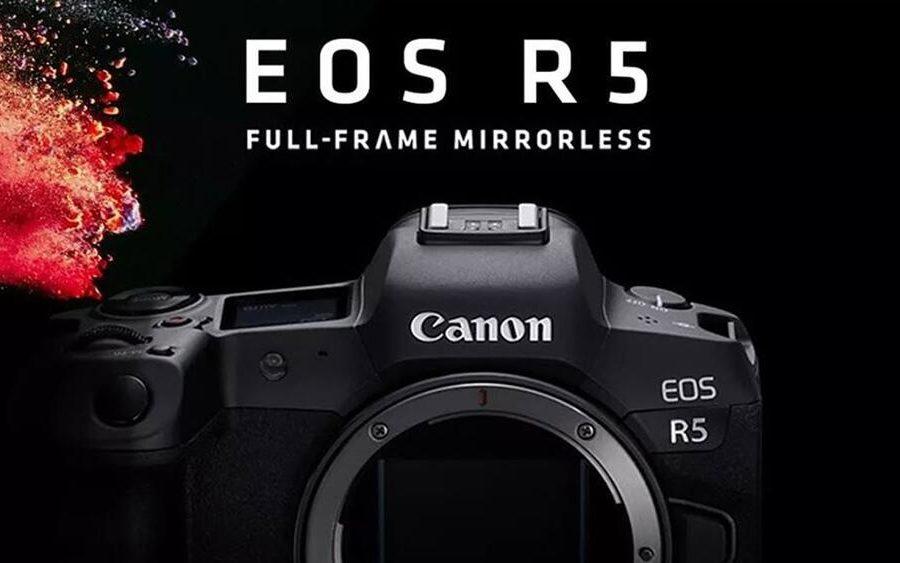 Canon EOS R5 Aynasız Fotoğraf Makinesi – Özellikleri ve Fiyatı