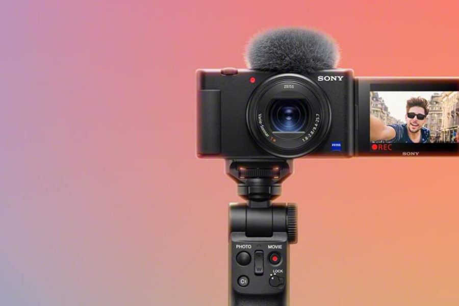 Sony ZV-1 Vlog 4K Fotoğraf Makinesi