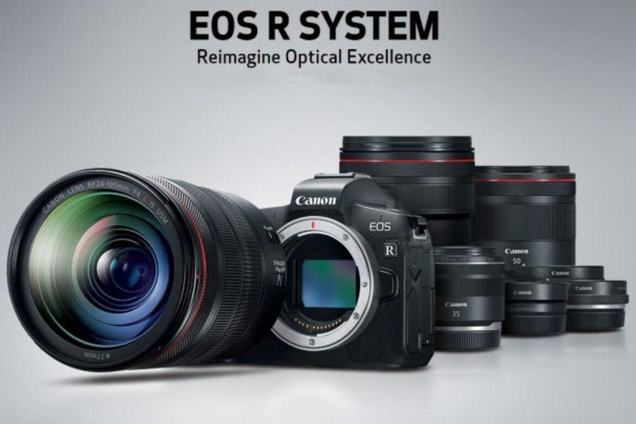 2021'de Beklenen Canon Fotoğraf Makineleri