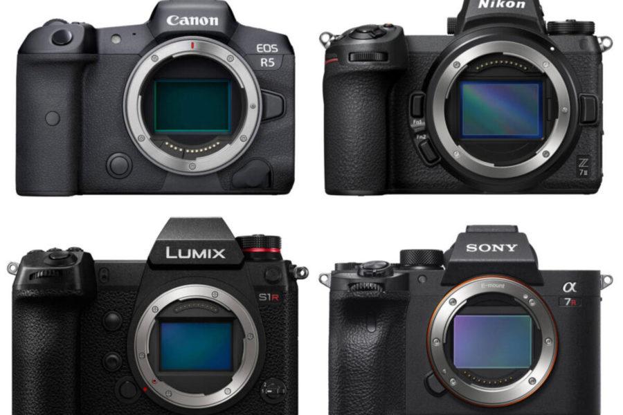 En İyi Yüksek Çözünürlüklü Aynasız Fotoğraf Makineleri