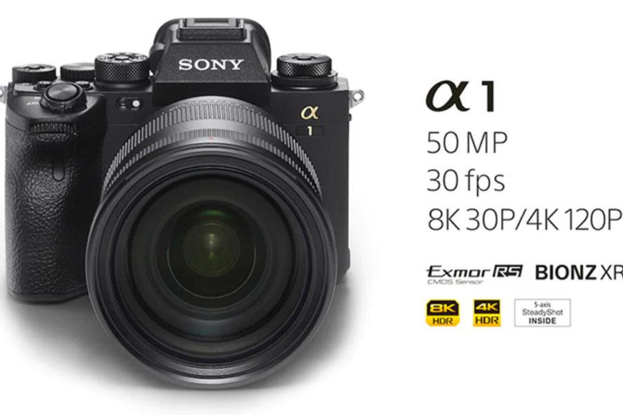 Sony Alpha A1 Duyuruldu : 50.1 Megapiksel, 30fps ve 8K video kaydı