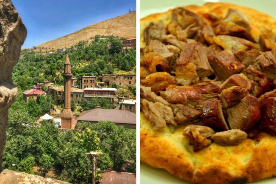 Hem Fotoğraflayacağınız Hem Lezzetine Doyamayacağınız Bitlis'in Yöresel Yemekleri