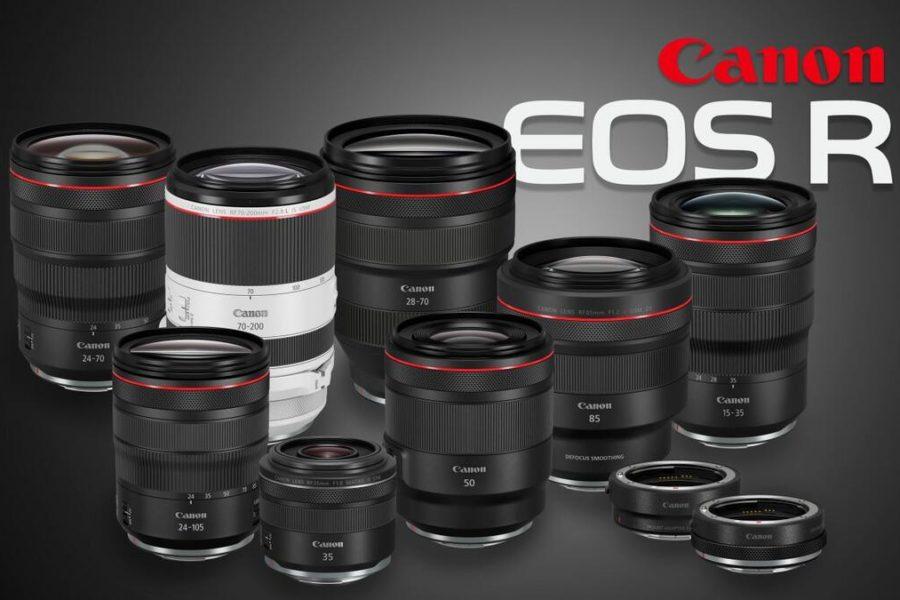 Canon RF Lens Yol Haritası 2021 & 2022