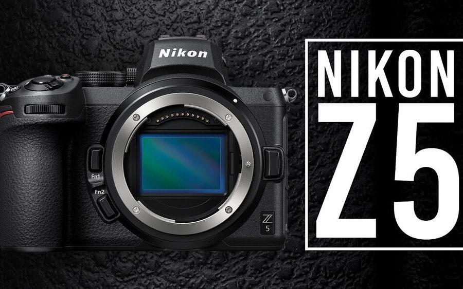 Nikon Z5 Aynasız Fotoğraf Makinesi – Özellikleri ve Fiyatı