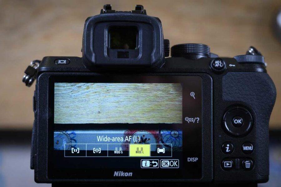 Nikon Z6, Z7, Z5, Z6 II, Z7II ve Z50 Otomatik Netleme Sistemi