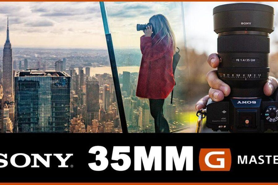 Sony FE 35mm f1.4 GM Lens İncelemesi, Özellikleri ve Fiyatı