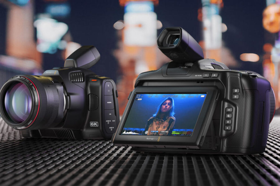 Blackmagic Design Pocket Cinema Camera 6K Pro Tanıtıldı