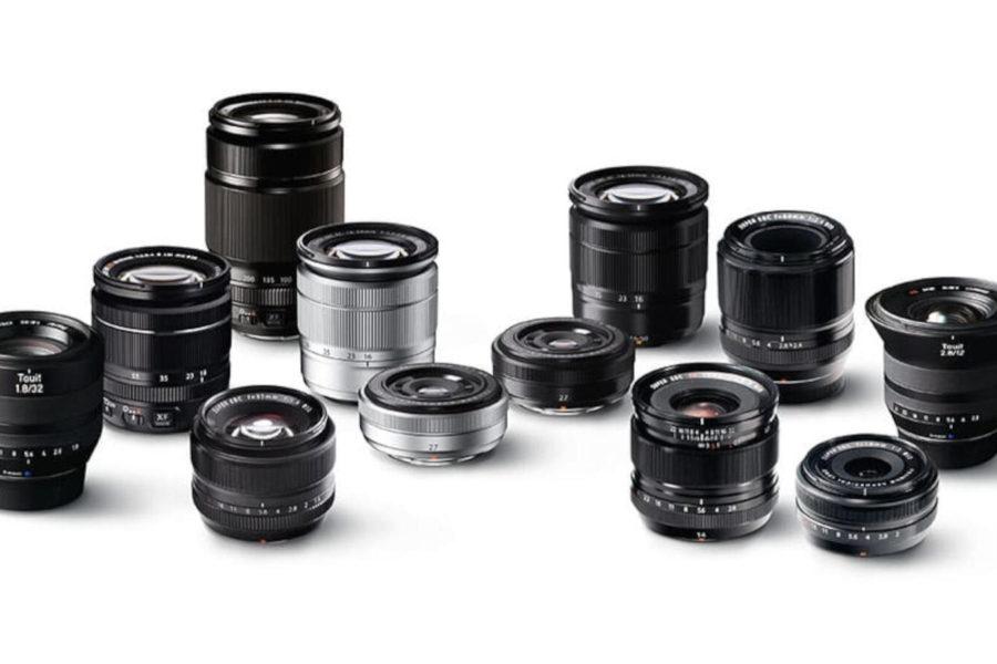 Fujifilm Aynasız Fotoğraf Makinelerinizle Uyumlu Tüm Lensler