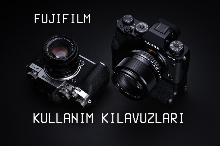 Fujifilm Kullanım Kılavuzları