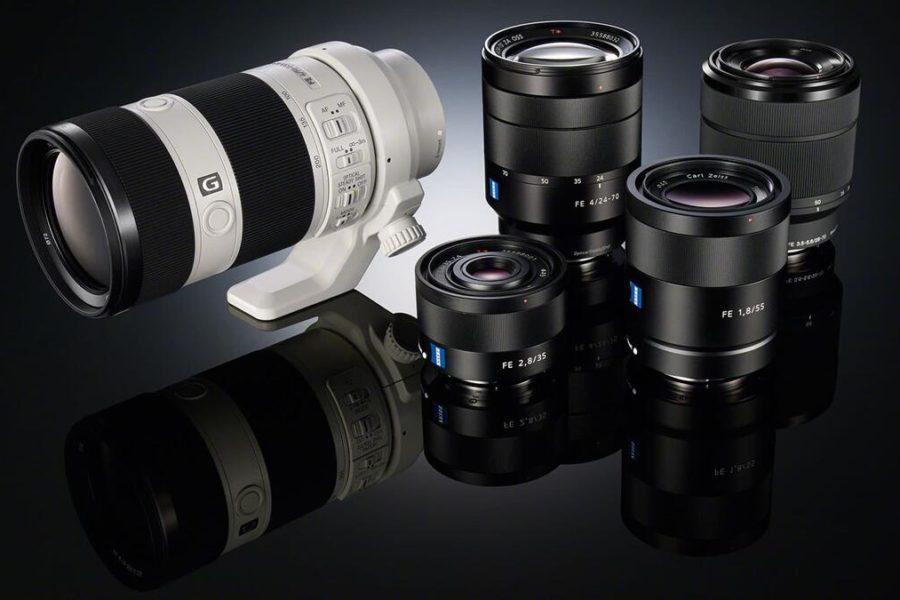 Sony Lens Kısaltmaları ve Anlamları